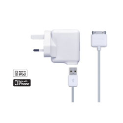 Picture of Dual USB Power Adapter & Cable