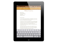 Picture of Apple iPad 2 - Black