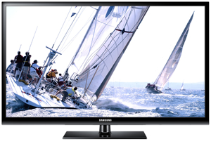 Picture of Samsung Plasma TV