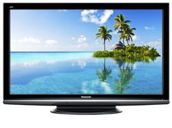 Picture of Panasonic Plasma TV