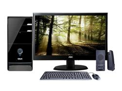 Picture of Qbex Desktop Computer