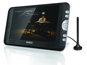 Picture of Giec Portable TV
