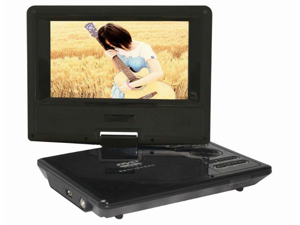 Picture of Mobile Portable DVD