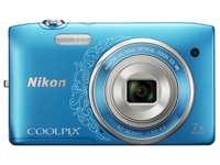 Picture of Nikon Coolpix Digital - Blue