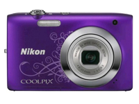 Picture of Nikon Coolpix Digital - Purple