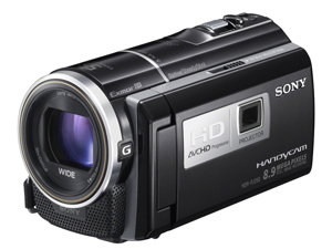 Picture of Sony HD Handycam