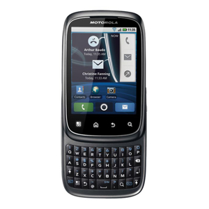Picture of Motorola Cell Phone