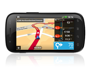 Picture of Mobile Navigation System