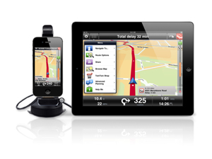 Picture of Phone-connect  Navigation System