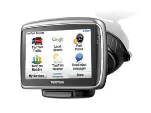 Picture of Screen Navigation System