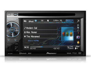 Picture of Pioneer Car Player