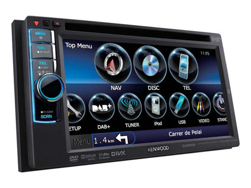 Picture of Kenwood Car Player