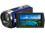 Picture of Sony Blue Handycam